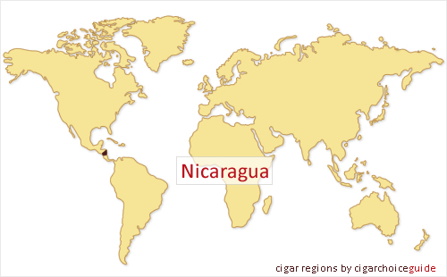 Nicaraguan Cigar Region  Cigars  Cigarette Tobacco from
