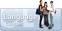 Language courses Banner
