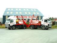 skip lorries