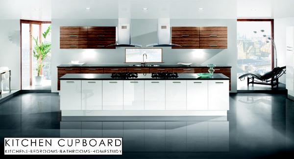 Kitchen Cupboard - North Wales' Premier Fitted furniture design studio.
