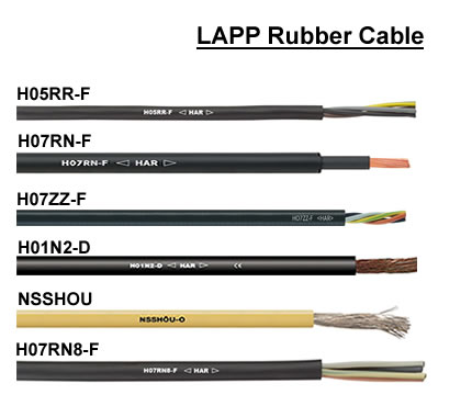 LAPP Rubber Cable