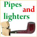 Pipes and Lighters