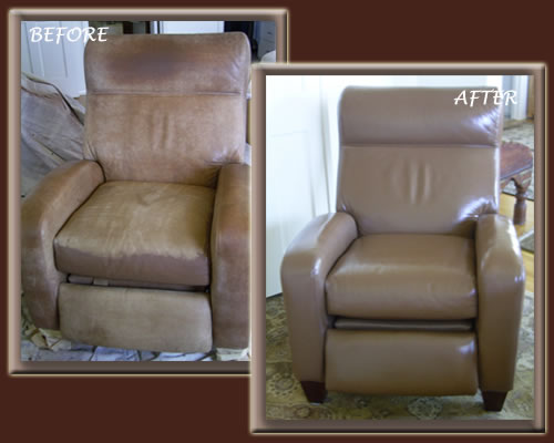 Leather Cleaning cleaners Restoration and Repair Bangor ...