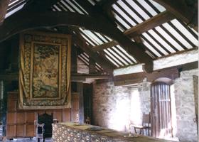 Gwydir interior