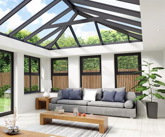 Peninsula Home Improvements Showroom