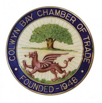 colwyn bay chamber of trade logo