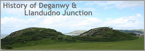 History of Deganwy & Llandudno Junction